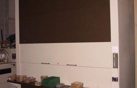 magazzino verticale rotante usato