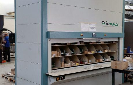ILMAG - magazzino verticale usato