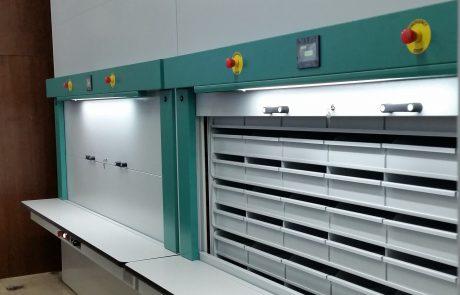 archivi automatici rotanti ILMAG
