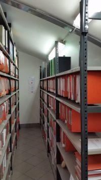 ILMAG - scaffale archivio