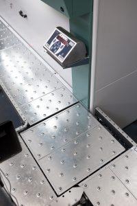 magazzino verticale rotante R-MAG - ILMAG bilancia