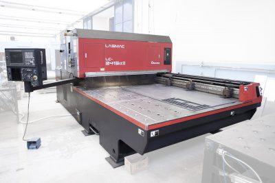 ILMAG - taglio laser lamiera
