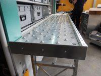 magazzino verticale rotante R-MAG - ILMAG - tavolo a sfere