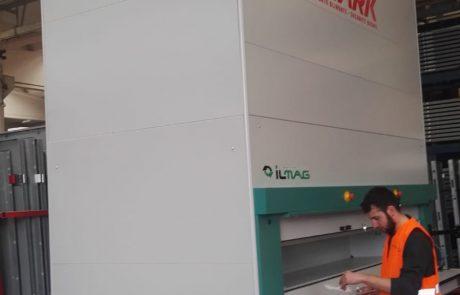 magazzino verticale automatico R-MAG