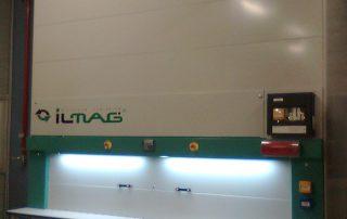 magazzino verticale rotante R-MAG - ILMAG - antincendio