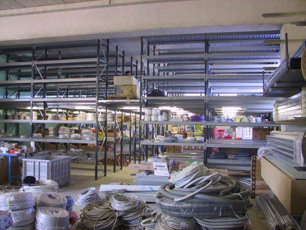 scaffale industriale minuteria ILMAG