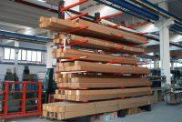 scaffale cantilever industriale ILMAG