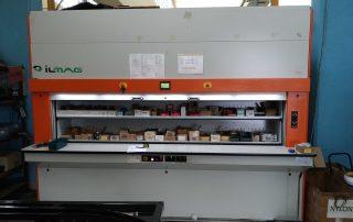magazzino automatico verticale rotante ILMAG